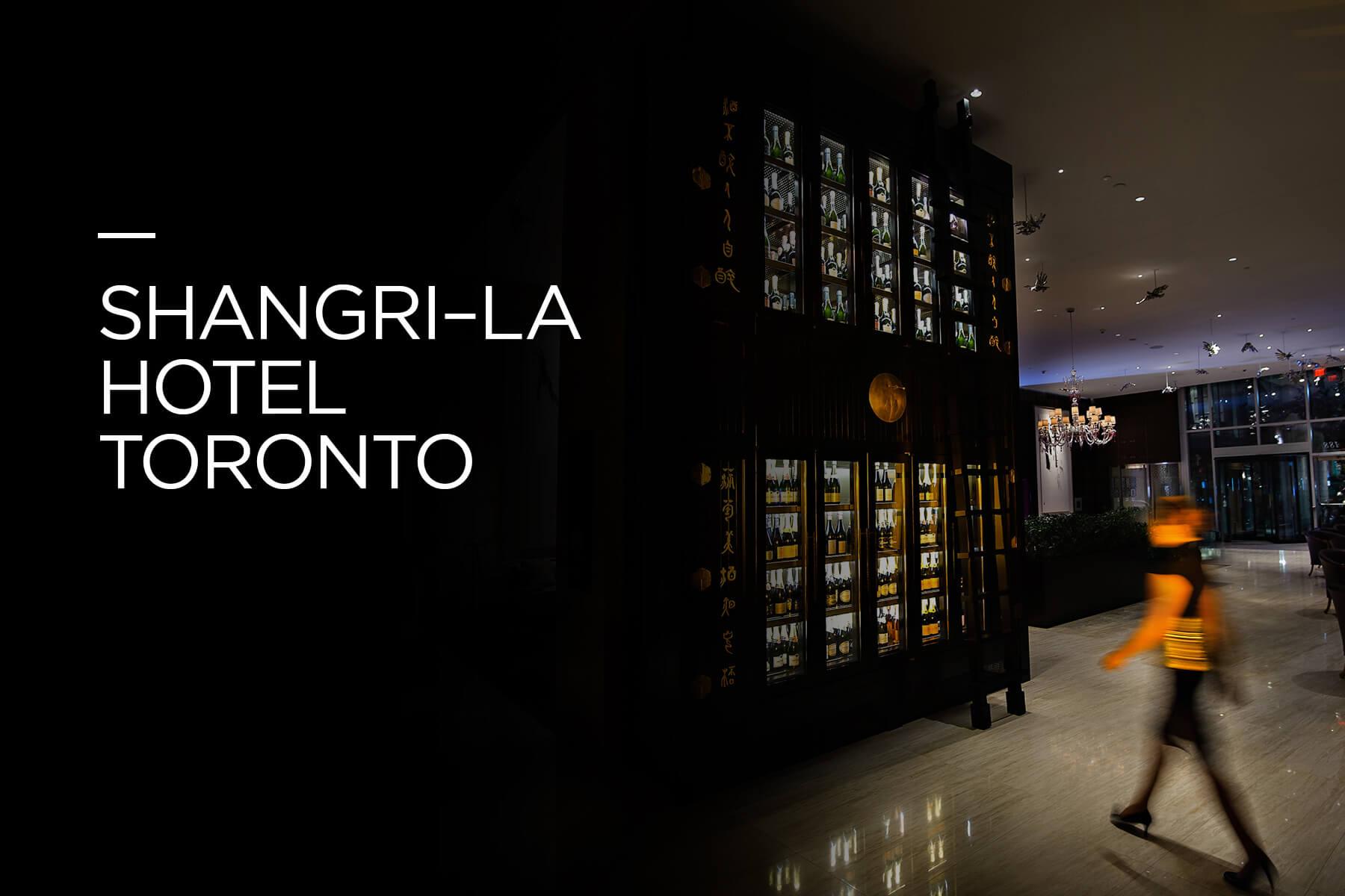 Shangri-La Hotel x VAWK