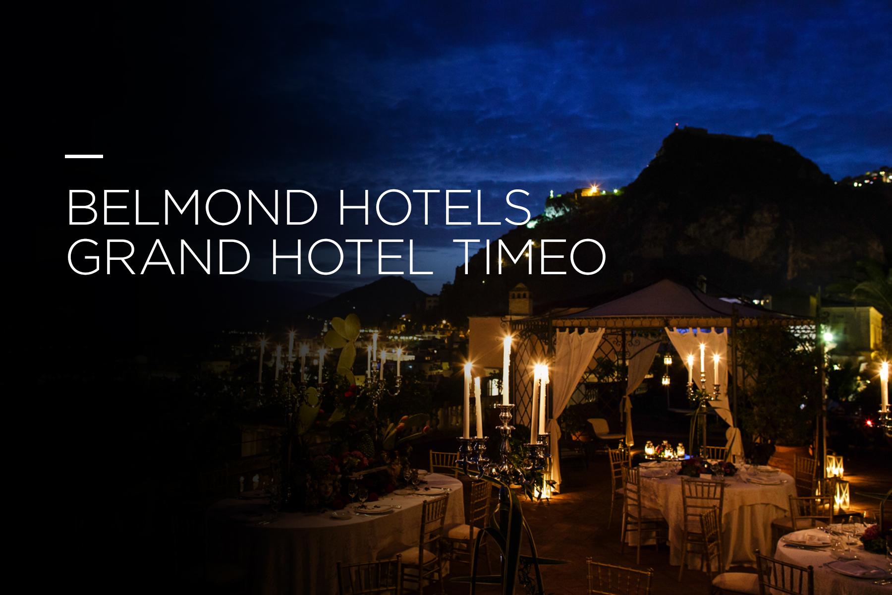Belmond Hotels Grand Hotel Timeo